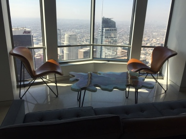 Chic Seating and Beautiful Views