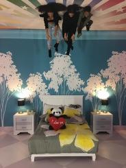 Upside Down Bedroom